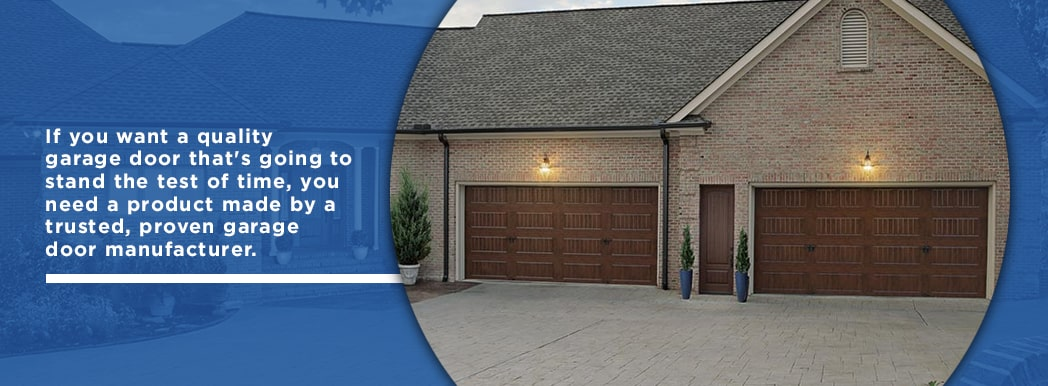 Garage Door Manufacturer